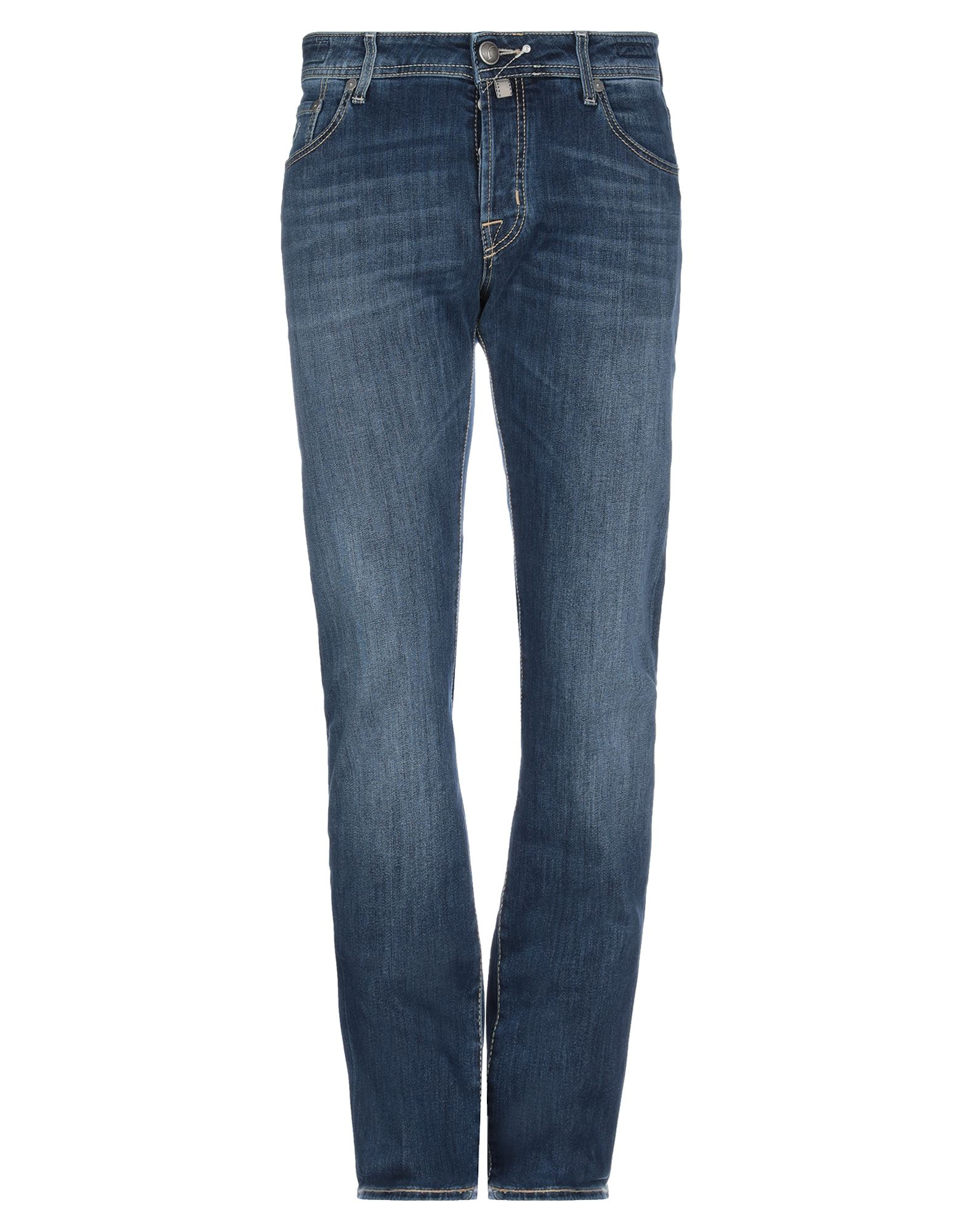 JACOB COHЁN Denim pants - Item 42826514