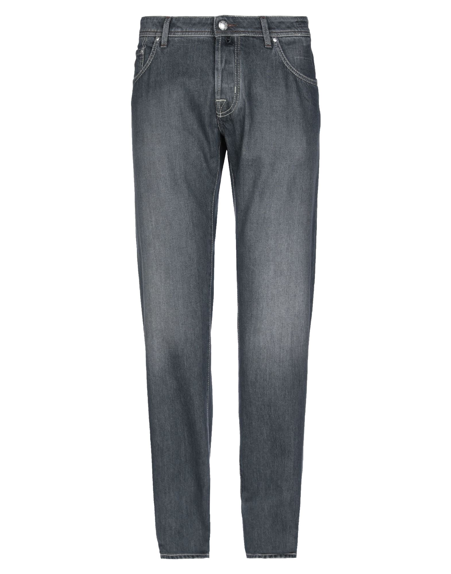 JACOB COHЁN Denim pants - Item 42826519