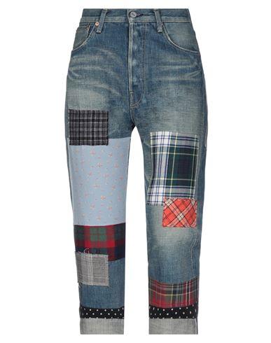 Джинсовые брюки JUNYA WATANABE