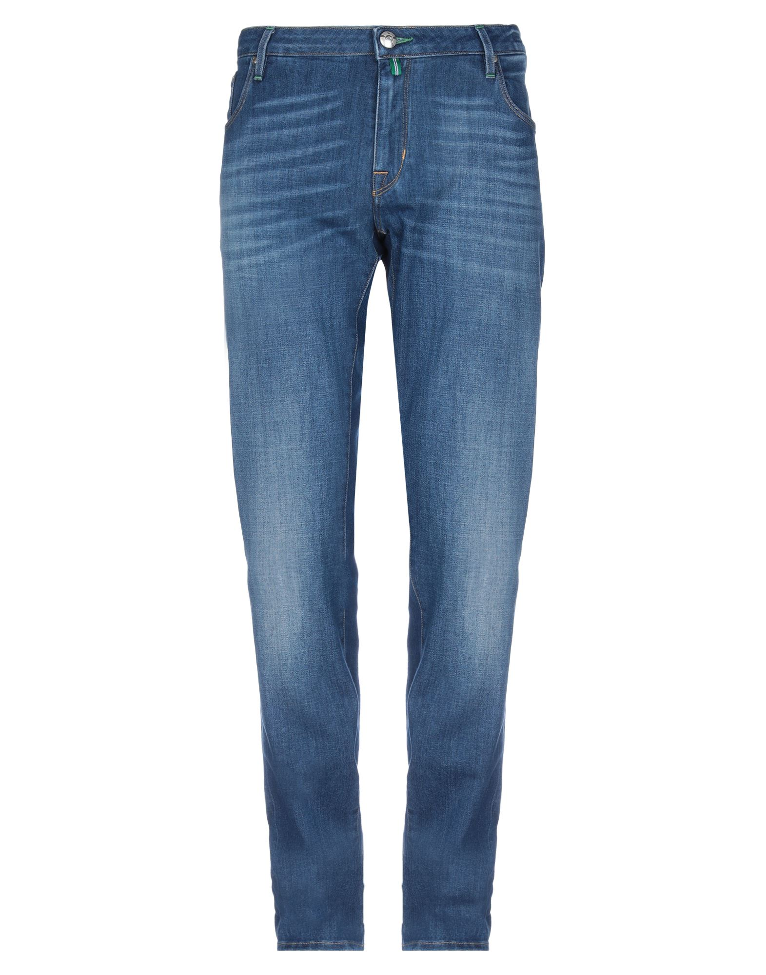 JACOB COHЁN Denim pants - Item 42828903
