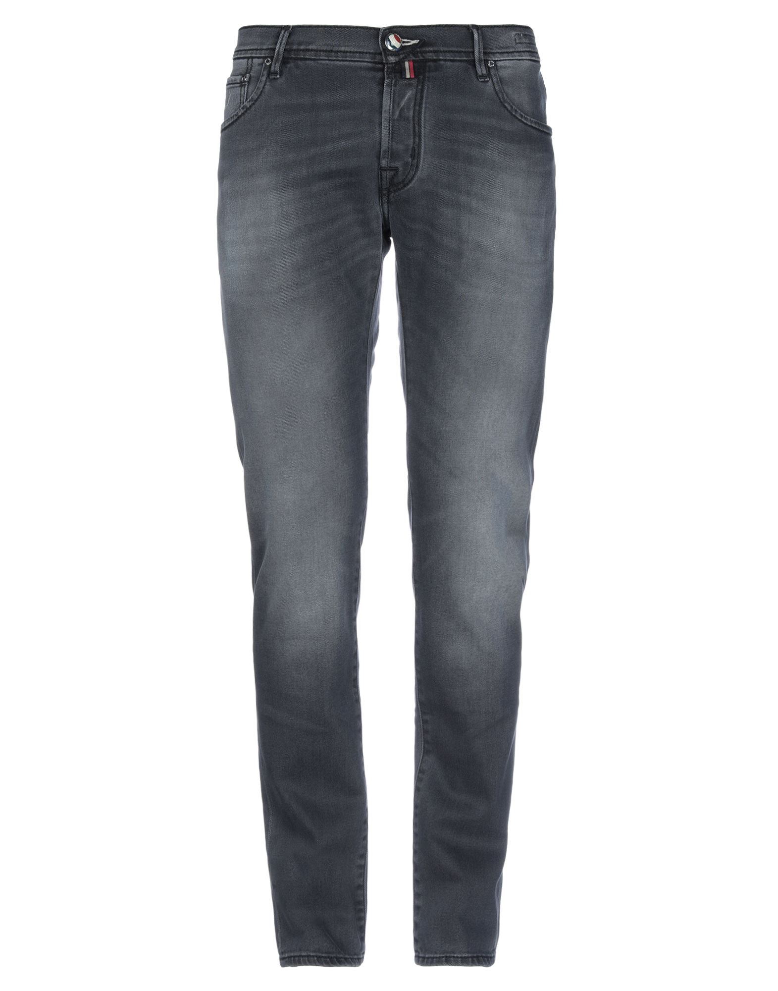 JACOB COHЁN Denim pants - Item 42828972