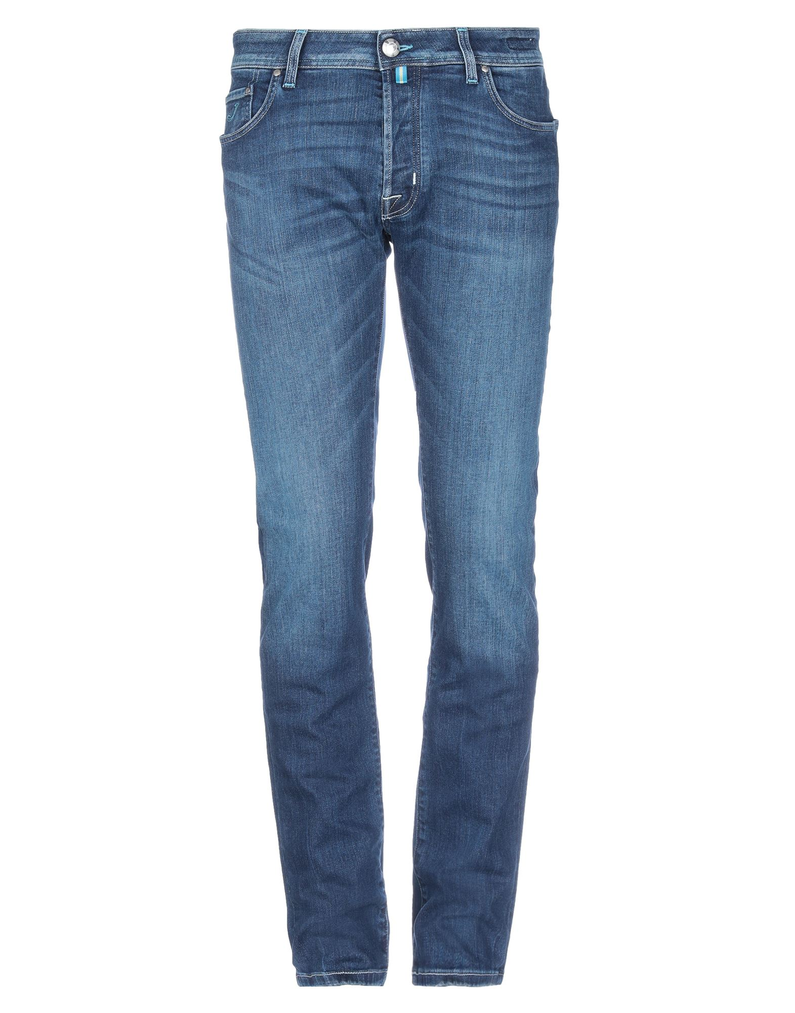 JACOB COHЁN Denim pants - Item 42829028
