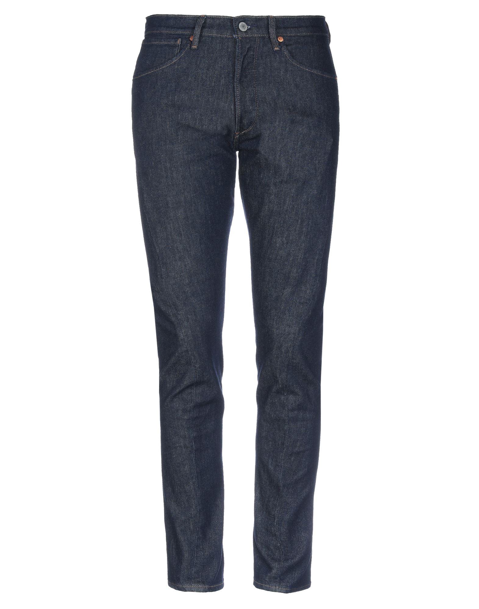 LEVI' S Джинсовые брюки levi s синие джинсы с потертостями 512™ slim taper fit
