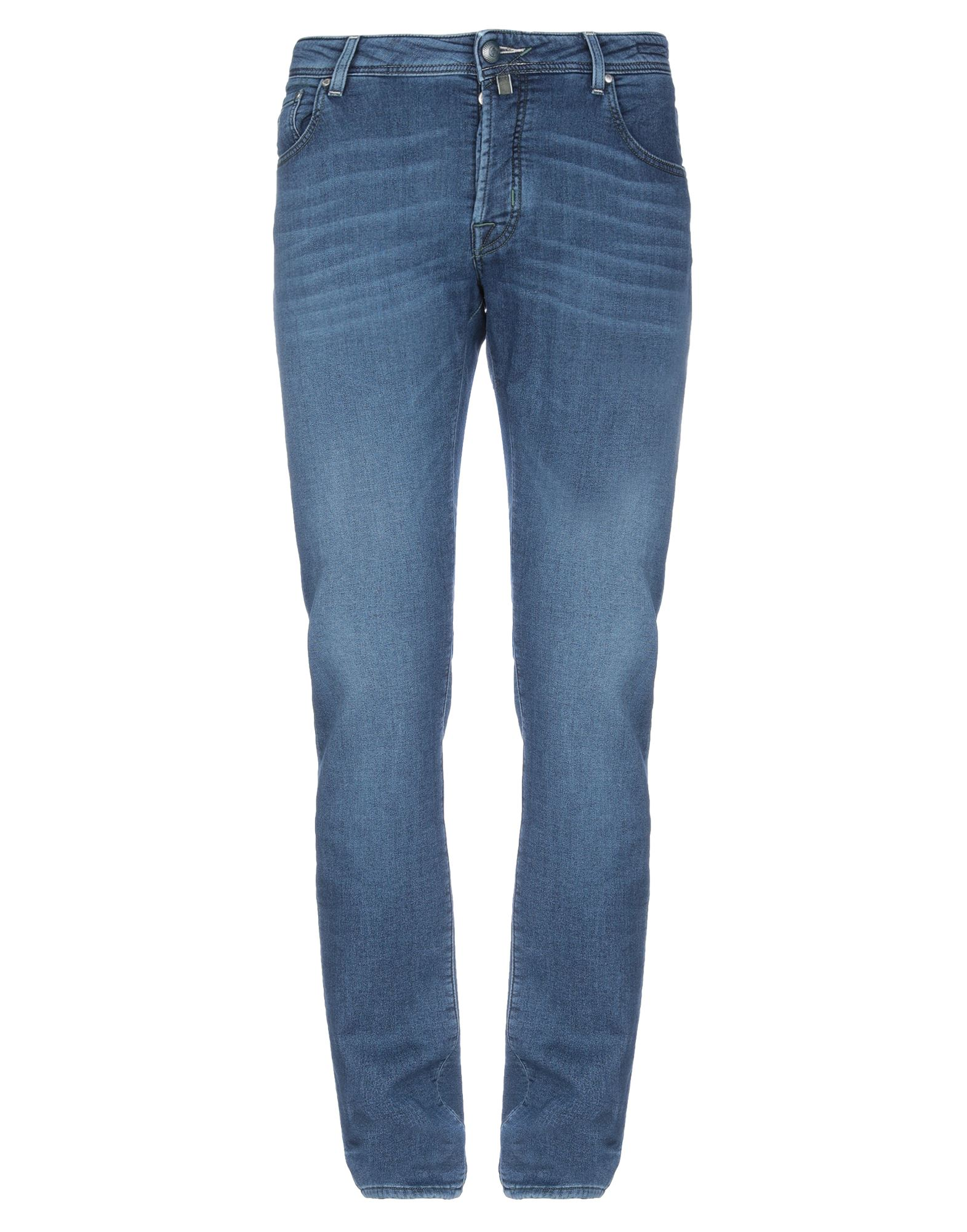 JACOB COHЁN Denim pants - Item 42829389