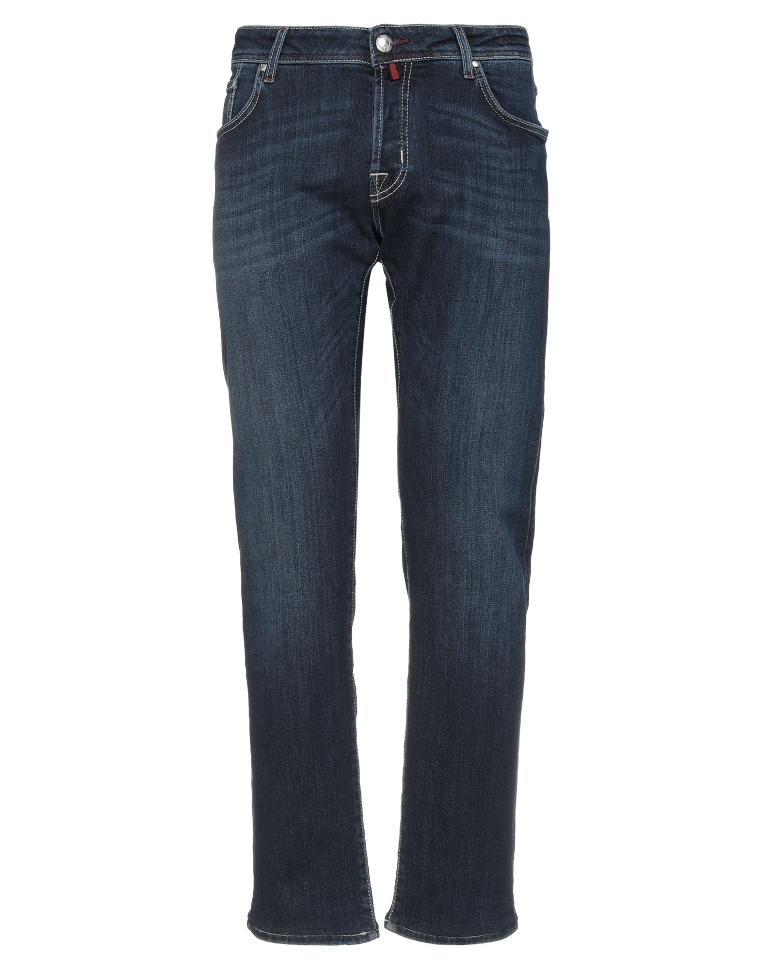 JACOB COHЁN Denim pants - Item 42830090