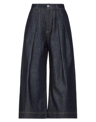 Джинсовые брюки JW ANDERSON