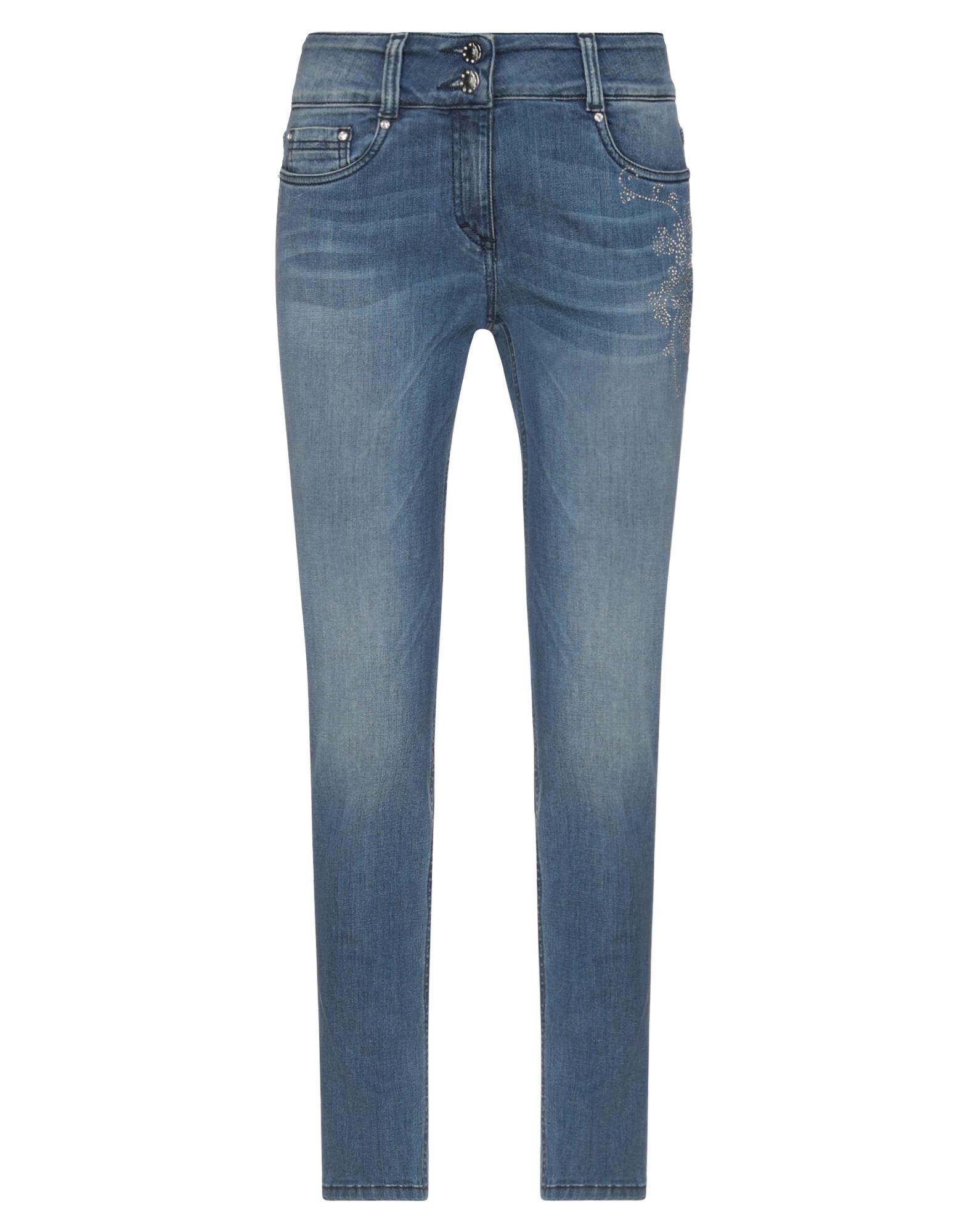 JEANS TATTOO Denim pants - Item 42831473