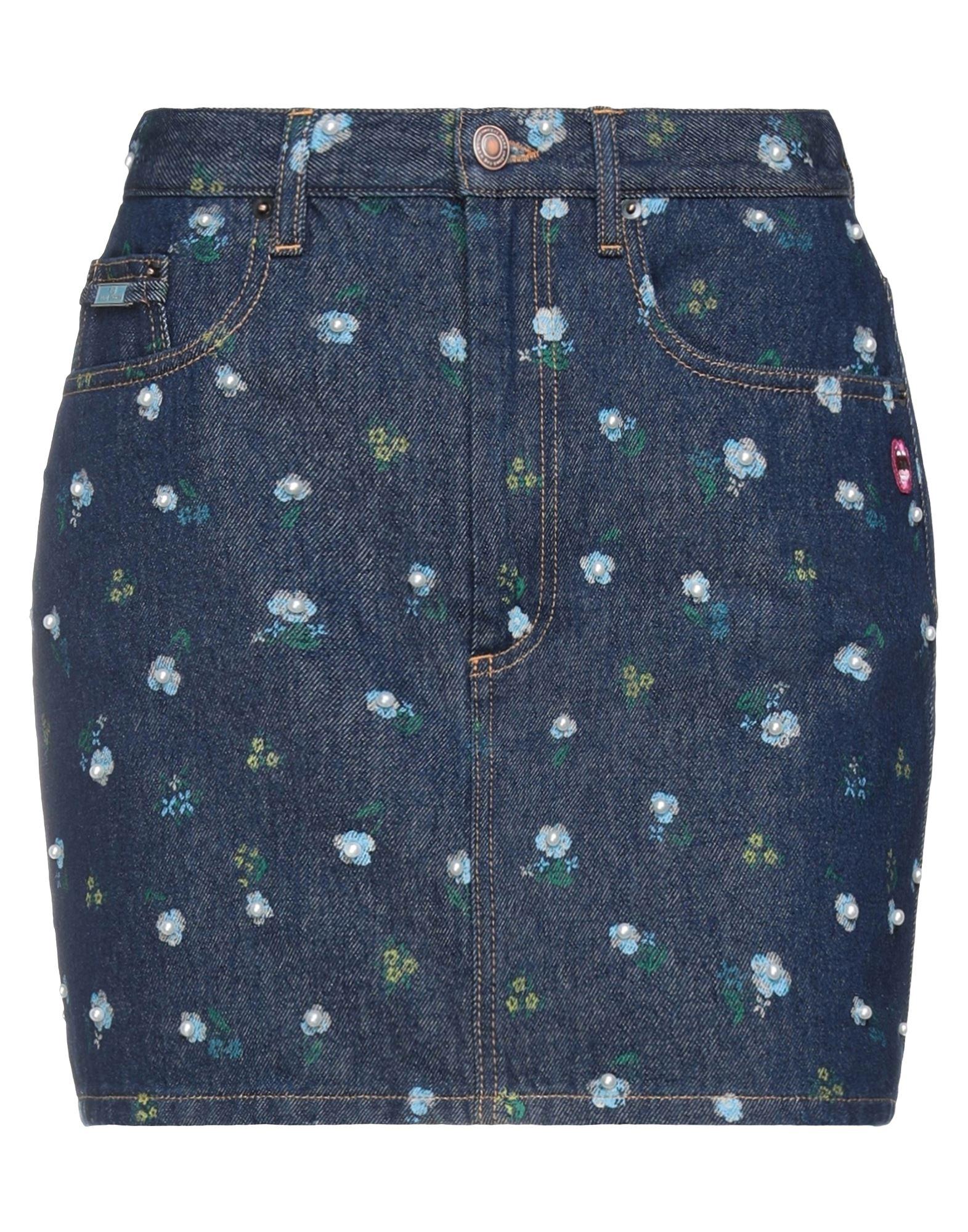 THE MARC JACOBS Denim skirts - Item 42832687