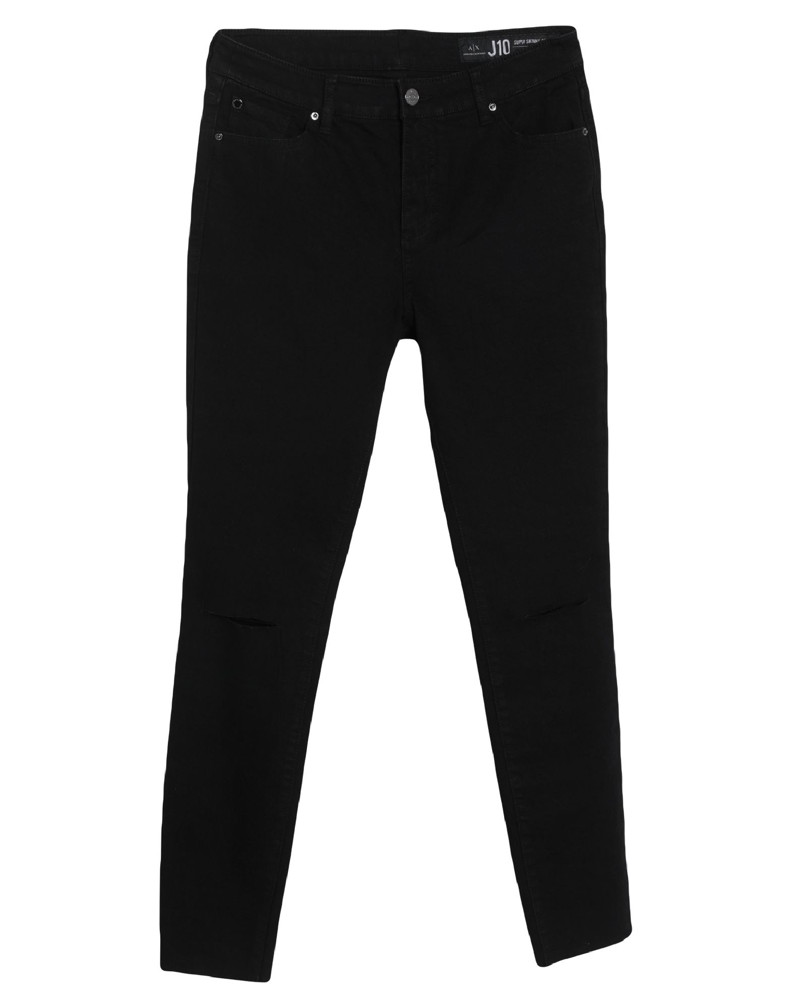ARMANI EXCHANGE Denim pants - Item 42832709