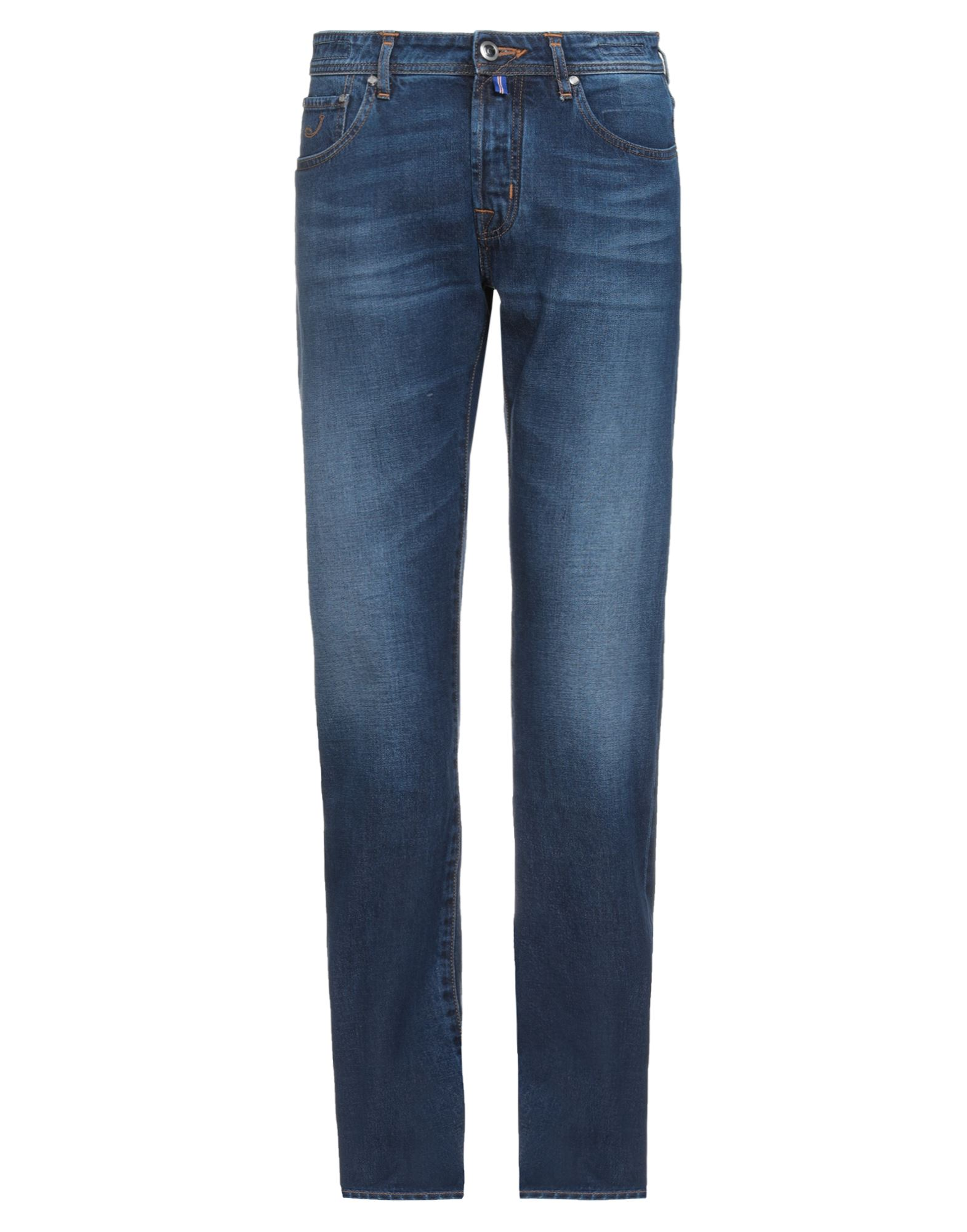 JACOB COHЁN Denim pants - Item 42833718
