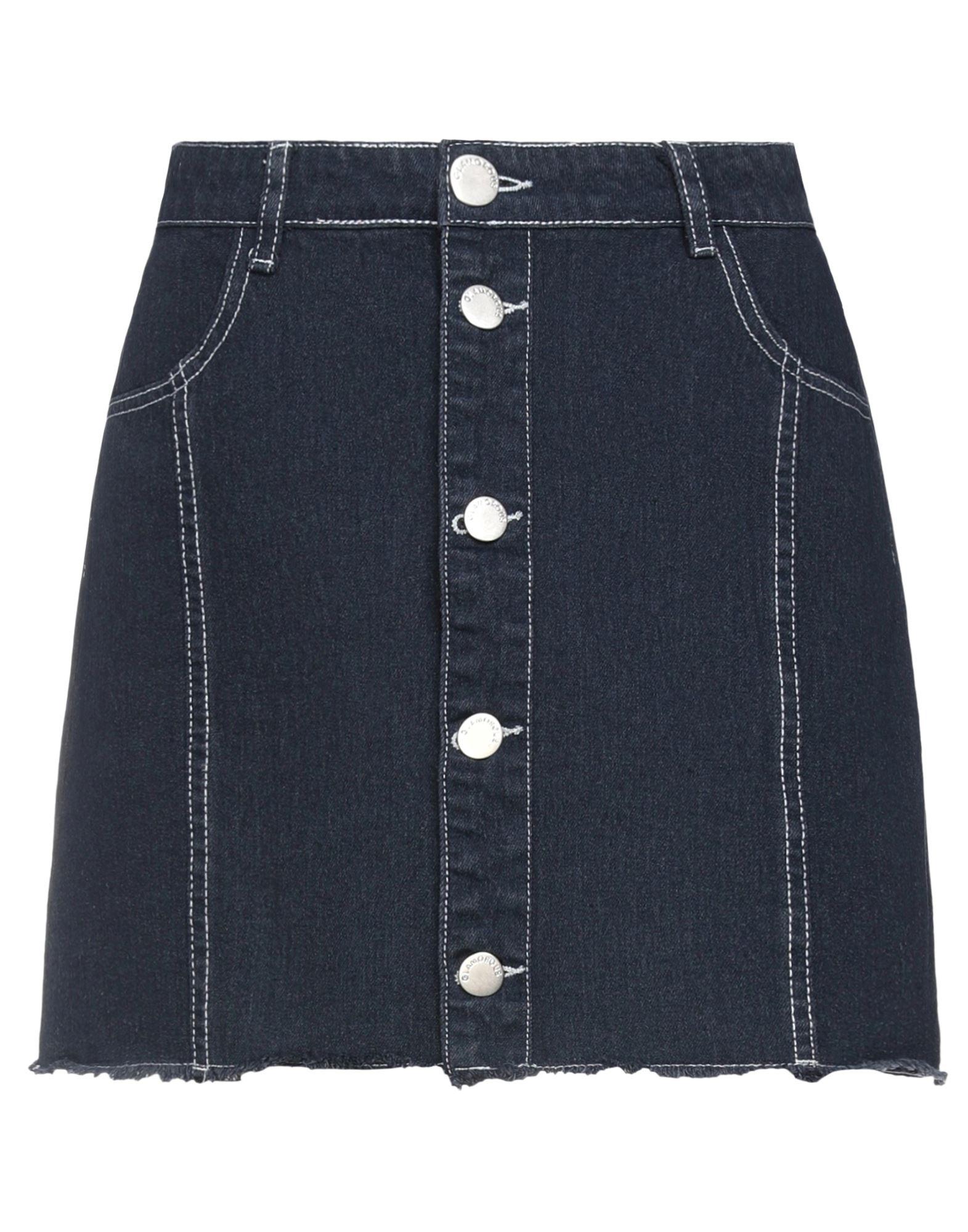 GLAMOROUS Джинсовая юбка юбка glamorous glamorous gl008ewhggr0