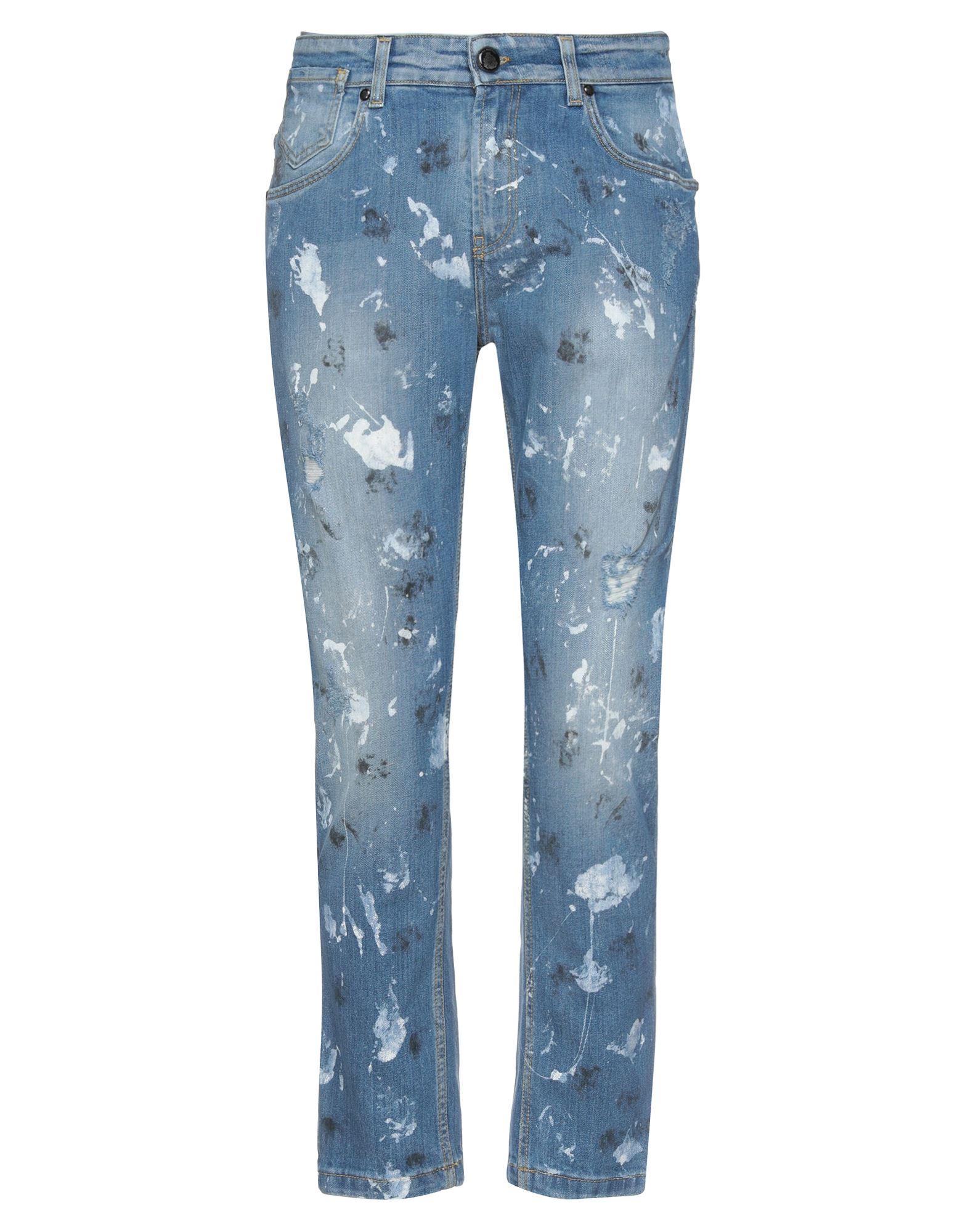 NEILL KATTER Джинсовые брюки neill katter джинсовые брюки