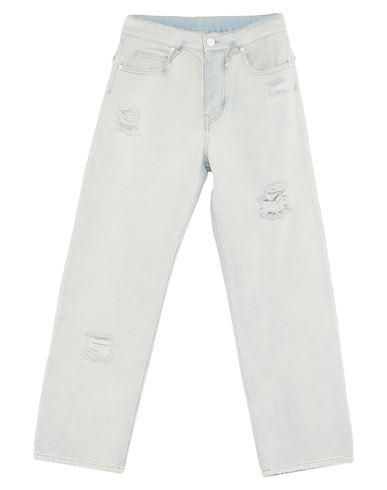 Джинсовые брюки P_JEAN