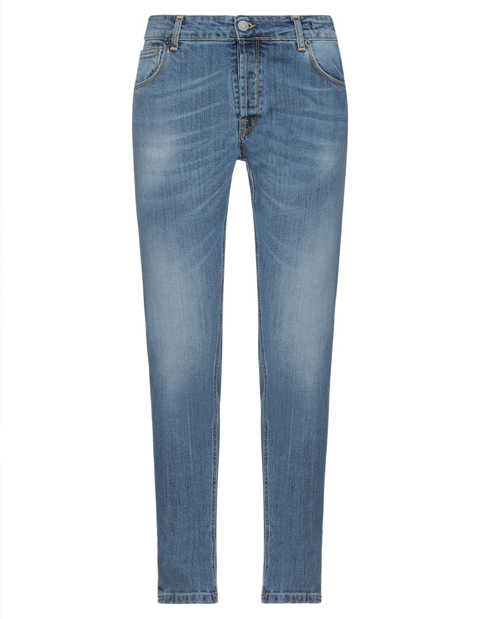 EXTE Джинсовые брюки exte повседневные брюки