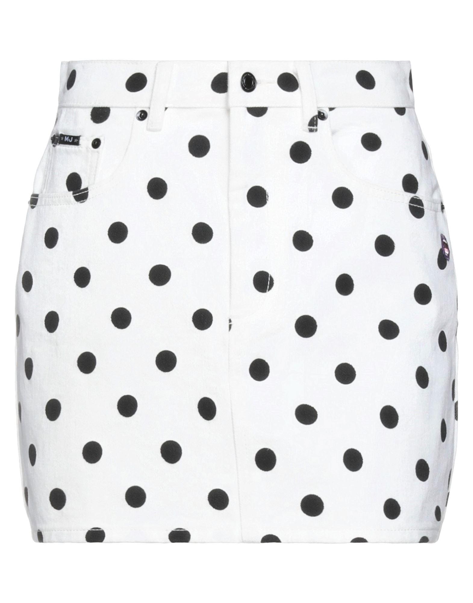 THE MARC JACOBS Denim skirts - Item 42837868