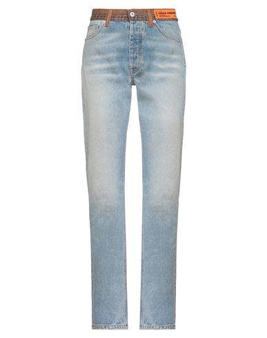 Джинсовые брюки HERON PRESTON
