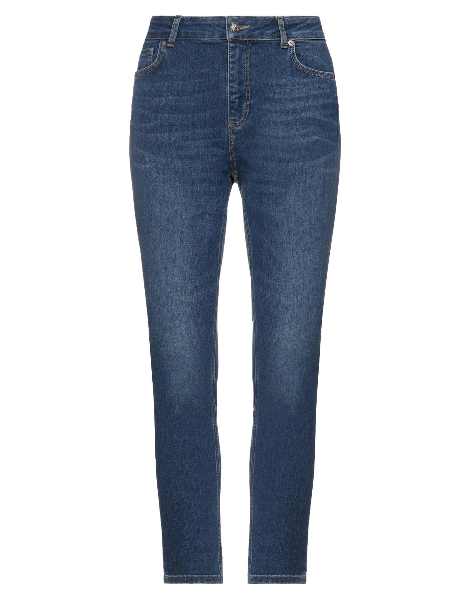 SKILLS & GENES Джинсовые брюки