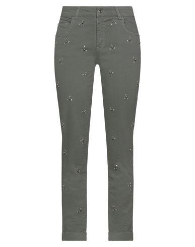 Джинсовые брюки LUCKYLU  Milano