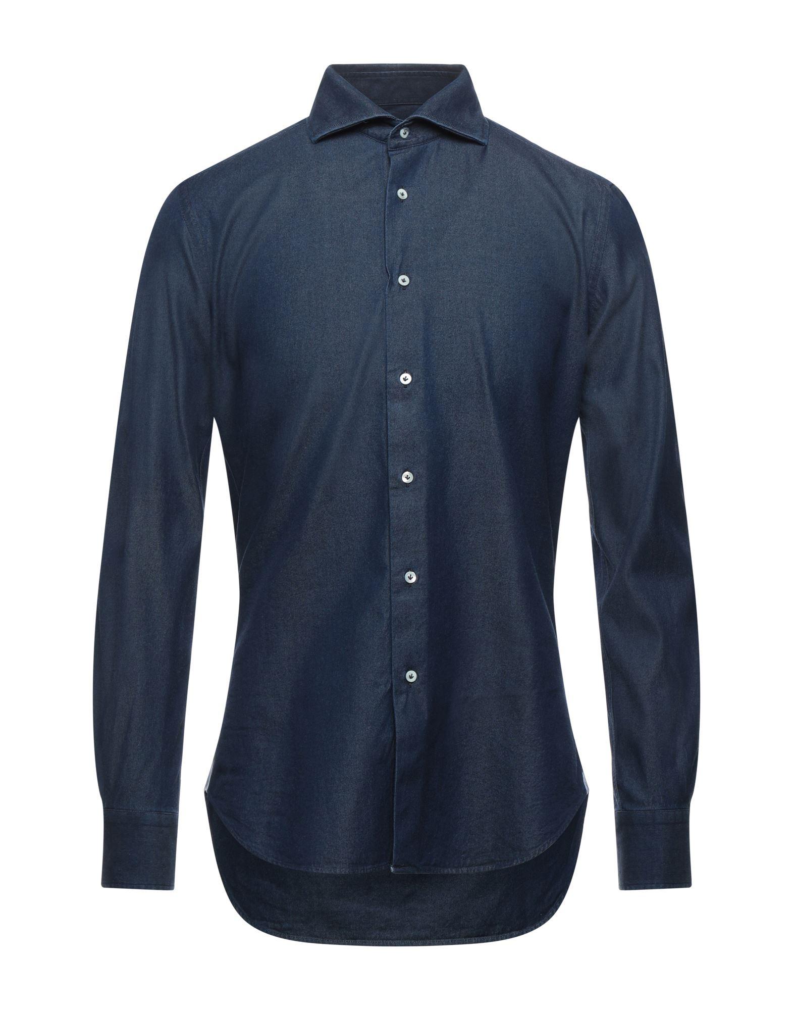 Фото - ALEX INGH Джинсовая рубашка alex ingh pубашка