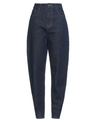 Джинсовые брюки WEILI ZHENG