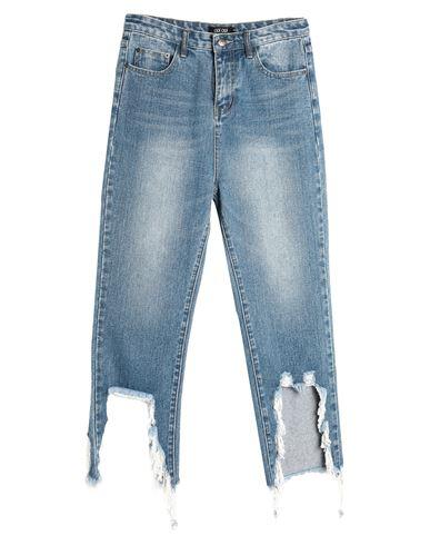 Укороченные джинсы ODÌ ODÌ