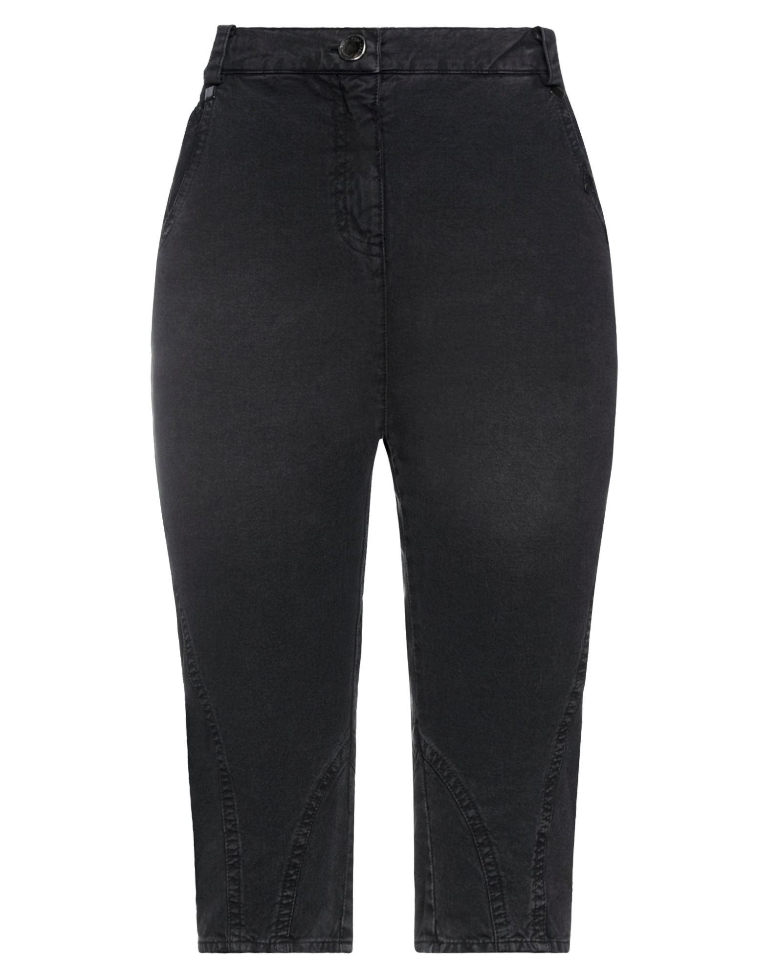 PATRIZIA PEPE Джинсовые брюки-капри sahoco джинсовые брюки капри