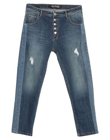 Джинсовые брюки REVISE