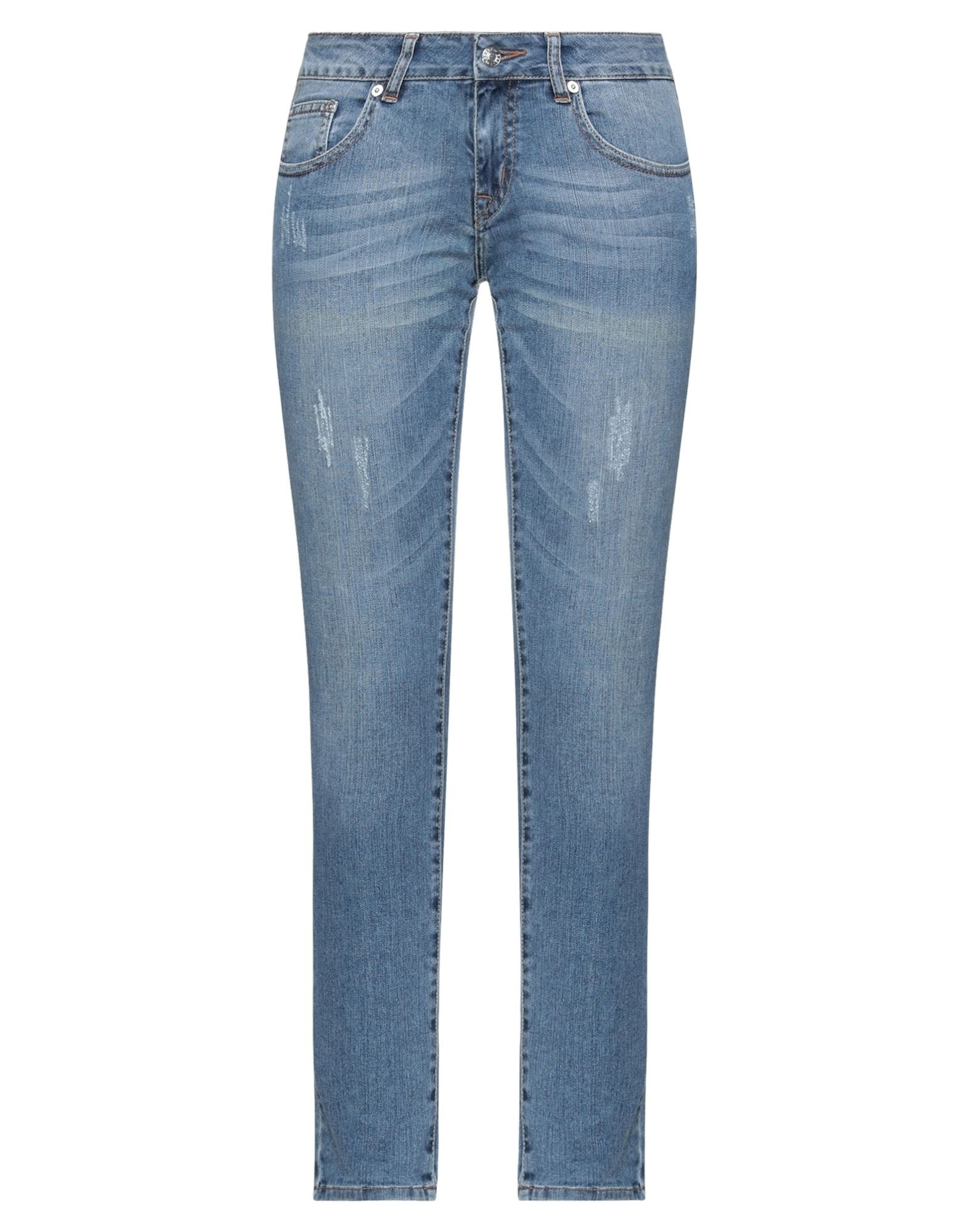 GF FERRE' Джинсовые брюки фото