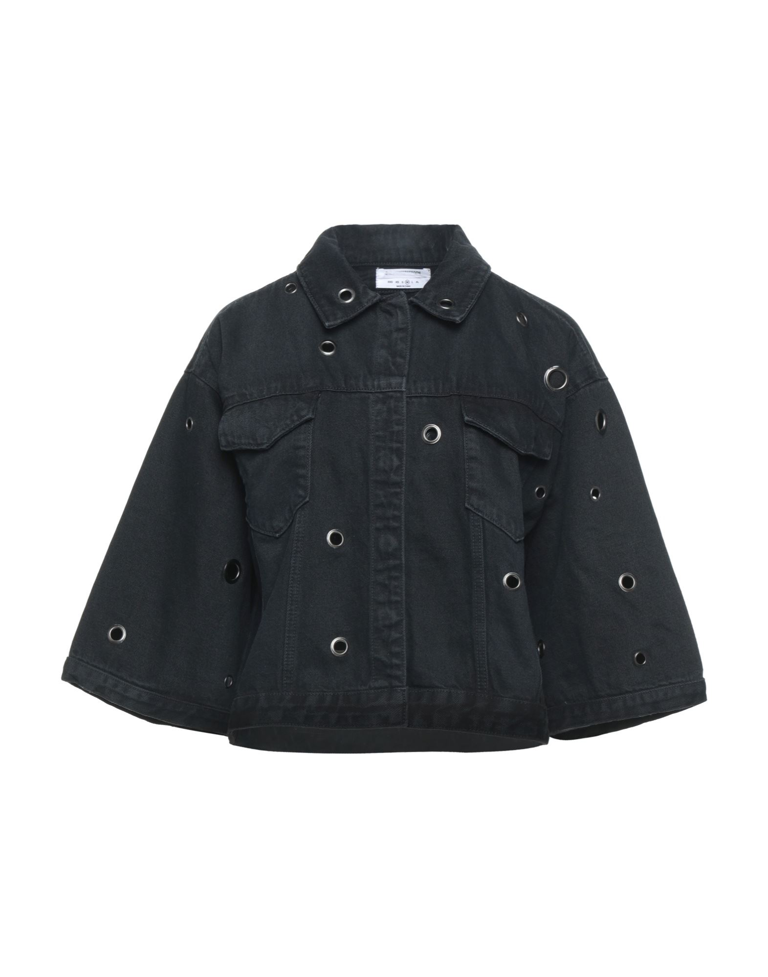 ONE x ONE TEASPOON Джинсовая верхняя одежда