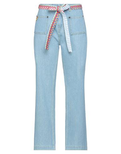 Джинсовые брюки MIRA MIKATI