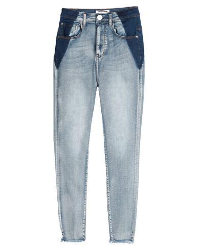 Джинсовые брюки ONE x ONE TEASPOON