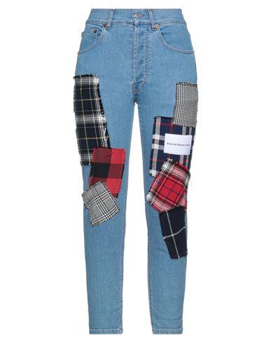 Джинсовые брюки FORTE DEI MARMI COUTURE