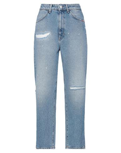 Джинсовые брюки AMISH