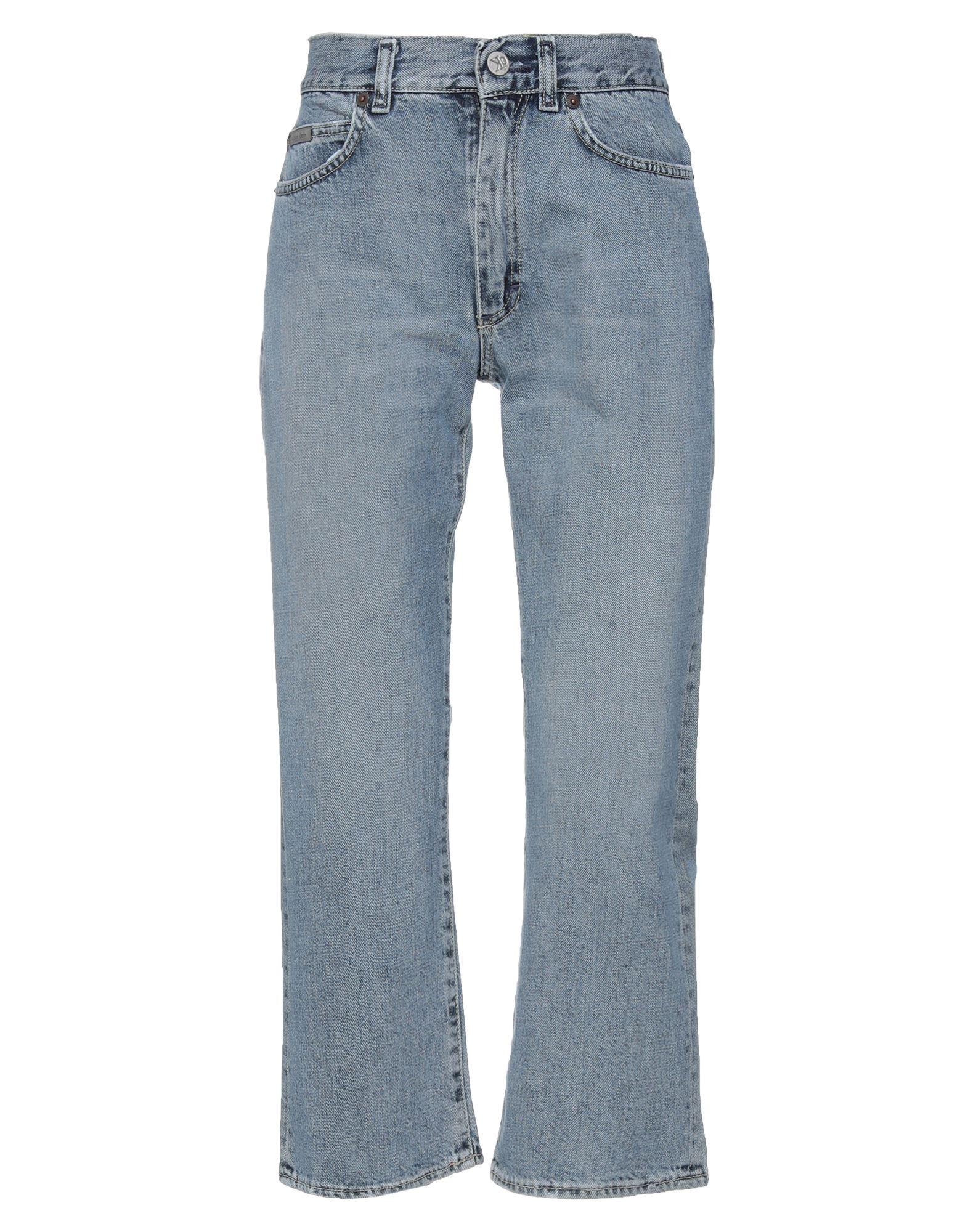 CALVIN KLEIN JEANS Укороченные джинсы джинсы calvin klein jeans джинсы