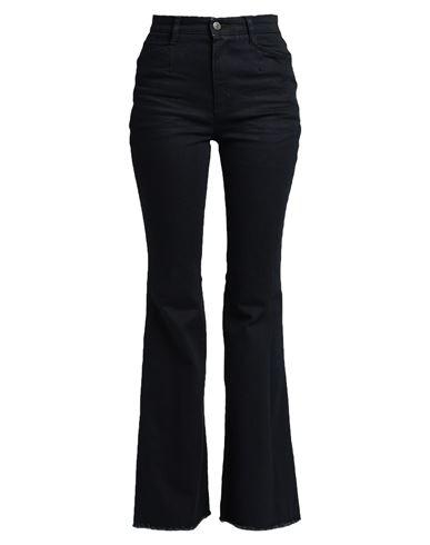 Джинсовые брюки KONTATTO