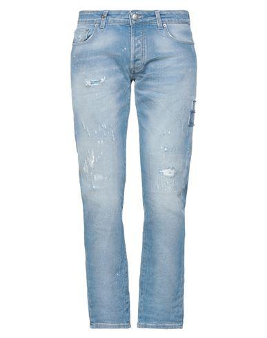 Джинсовые брюки