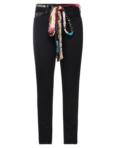Джинсовые брюки ALANUI