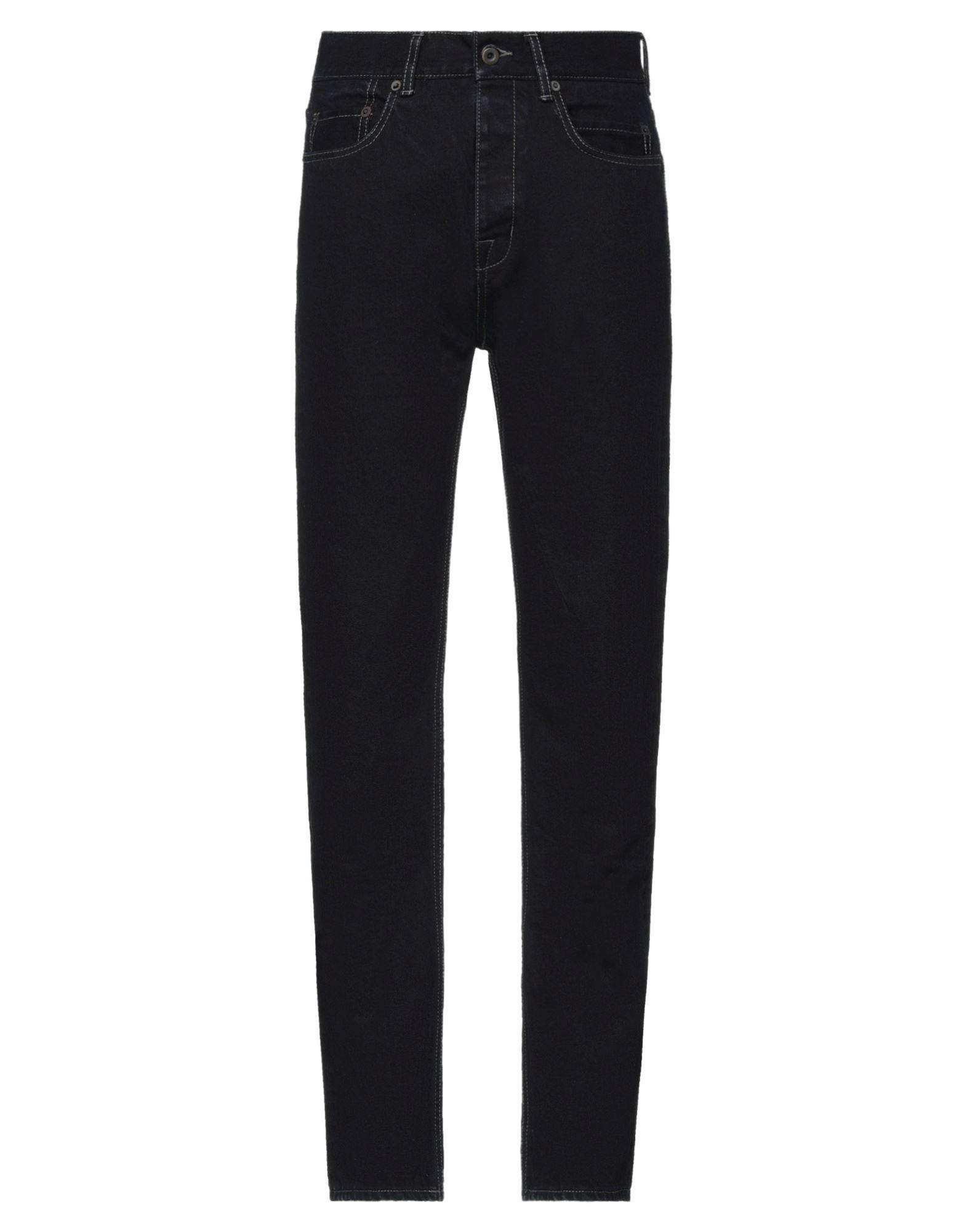 DRKSHDW by RICK OWENS Джинсовые брюки drkshdw by rick owens джинсовые брюки капри
