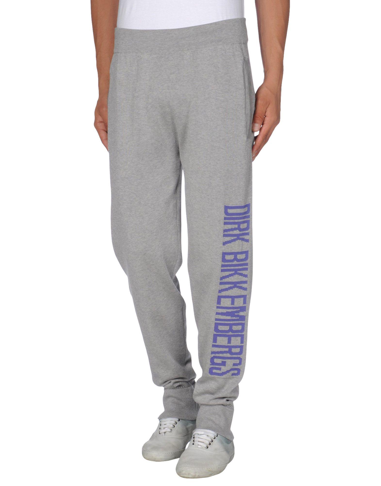 все цены на DIRK BIKKEMBERGS Тренировочные брюки онлайн