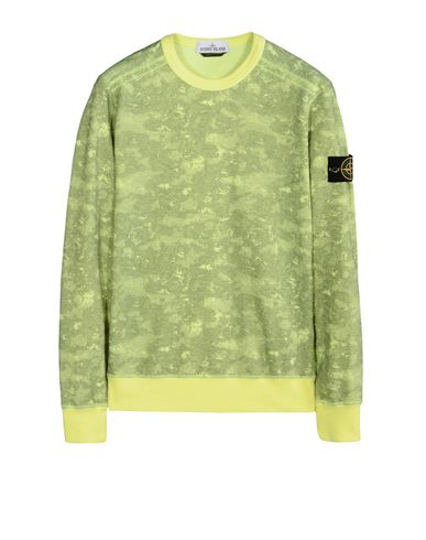 STONE ISLAND Sweatshirt 63564 DPM CAMOUFLAGE