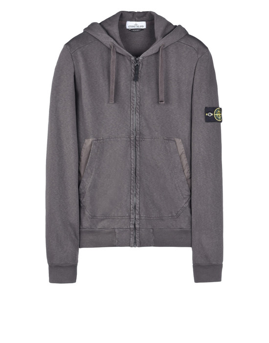 Zip sweatshirt 62161 T.CO+OLD STONE ISLAND - 0