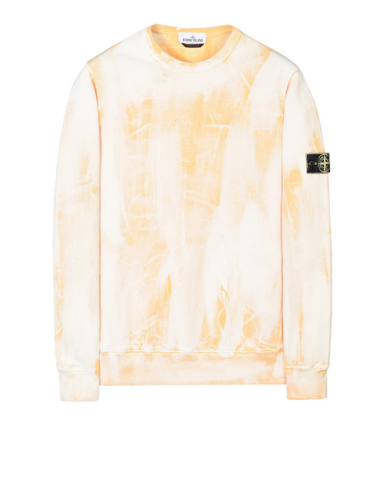Sweatshirt 65332 HAND CORROSION STONE ISLAND - 0