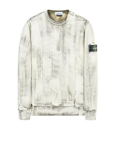 STONE ISLAND Sweatshirt 65332 HAND CORROSION