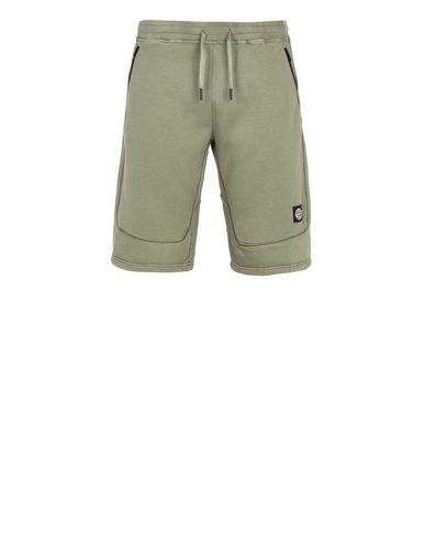 STONE ISLAND Fleece Pants 656J3 SI HOUSE CHECK_FELPA