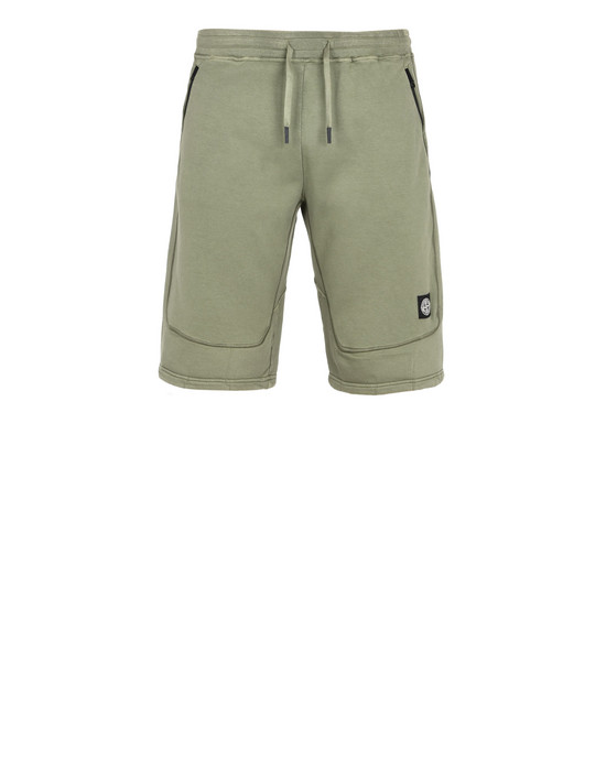 STONE ISLAND Fleece Trousers 656J3 SI HOUSE CHECK_FELPA