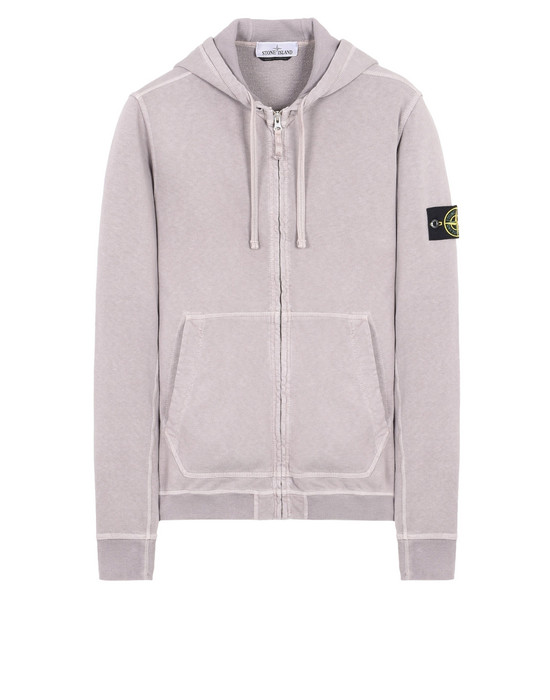 STONE ISLAND Zip sweatshirt 60861 T.CO+OLD