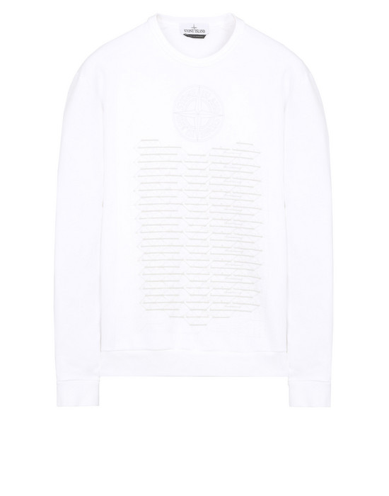 STONE ISLAND Sweatshirt 62389 HABITAT