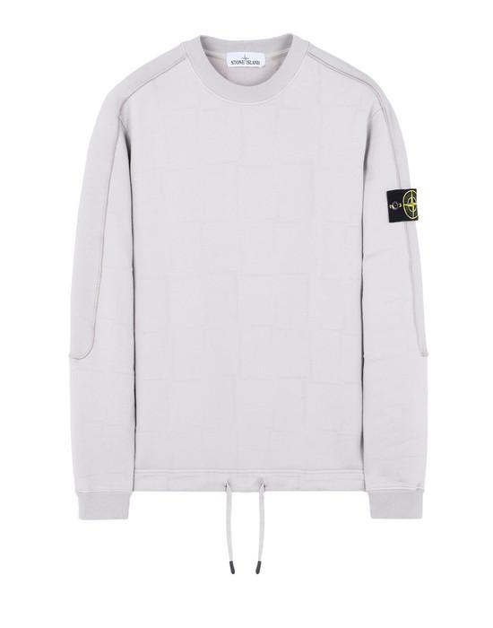 STONE ISLAND Sweatshirt 655J3 SI HOUSE CHECK_FELPA