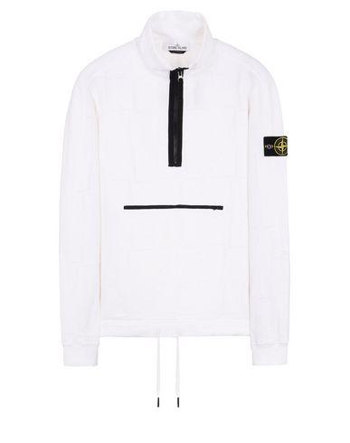 STONE ISLAND Sweatshirt 654J3 SI HOUSE CHECK_FELPA