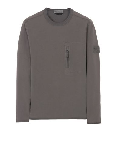 STONE ISLAND Sweatshirt 61740 GHOST PIECE